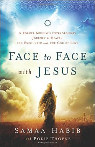 Photo of Face to Face with Jesus by Samaa Habib