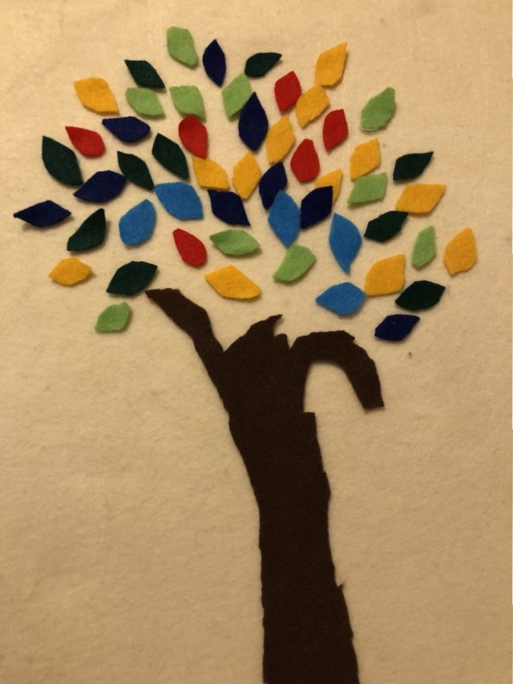 Fruit of the spirit craft